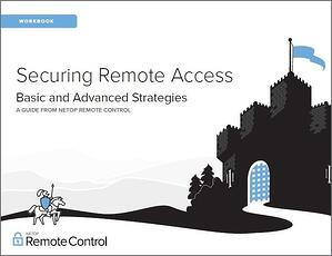 Securing Remote Access Thumbnail - Border
