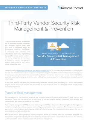 Vendor Access PDF cover